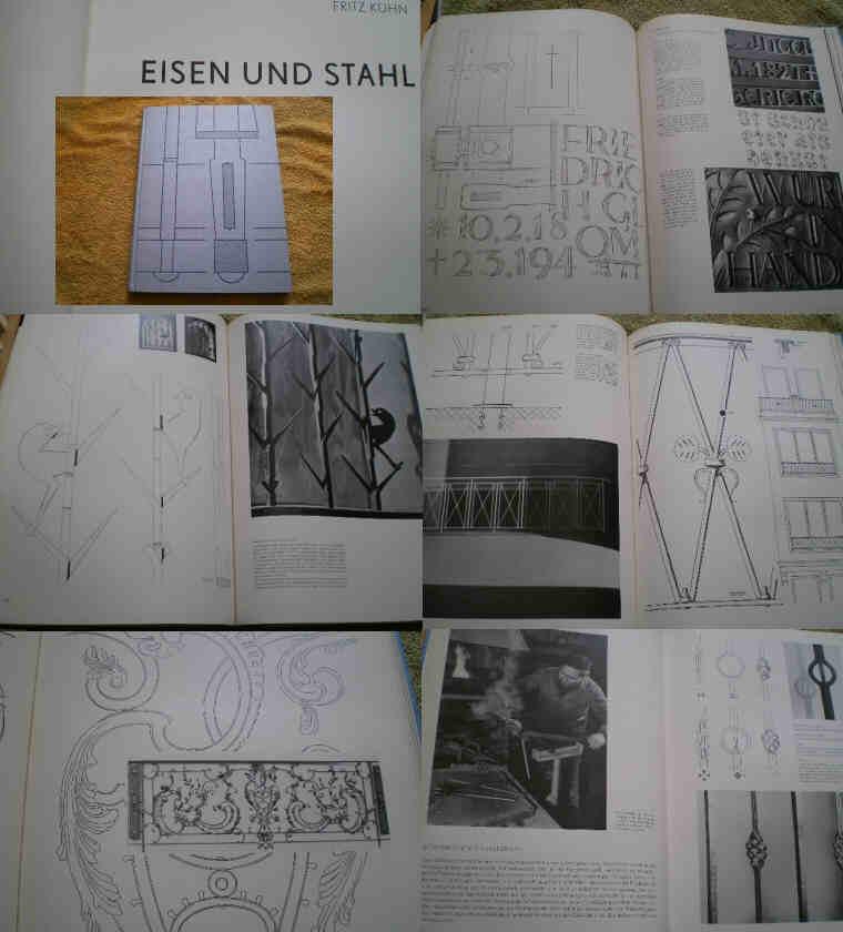 eisen und stahl schmiedeeisen gitter tore ddr fb 1957 ebay. Black Bedroom Furniture Sets. Home Design Ideas